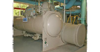 Centrifugal Chiller Dual Compressor
