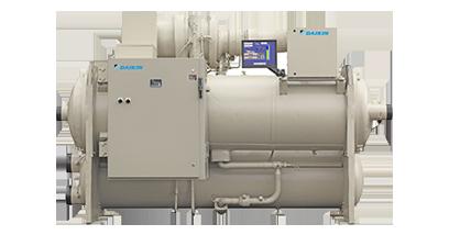 Centrifugal Chiller, Single Compressor
